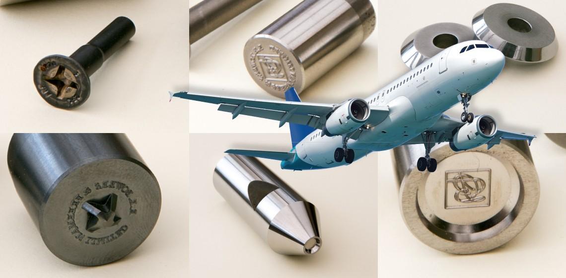Aerospace Fastener Tooling : Bowers & Freeman